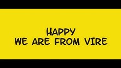 HAPPY We Are from VIRE - FRANCE