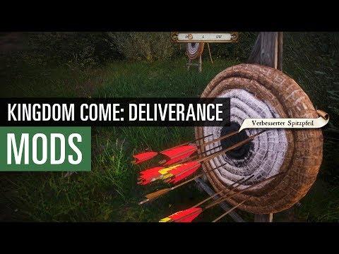 Kingdom Come Deliverance: Die besten Mods und Addons