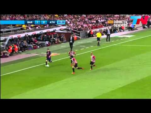 El relato mas emocionante del super gol 'Yo vi jugar a Messi'.