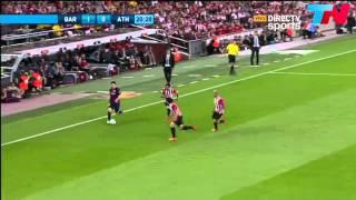 "El relato mas emocionante del super gol ""Yo vi jugar a Messi""."