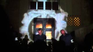 "LAIBACH sound performance ""Musical Nocturne"" ( Ljubljana, 20.6. 2015 )"