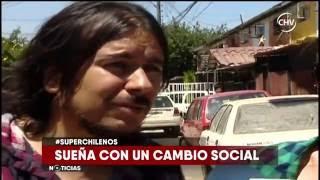 #Superchilenos: Profesor ayuda a quienes más lo necesitan - CHV Noticias