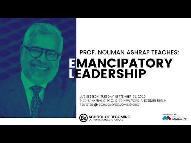 Emancipatory Leadership - how to become a DEI Leader