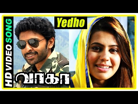 Yedho Maayam song | Wagah Tamil movie scenes | Ranya Rao int