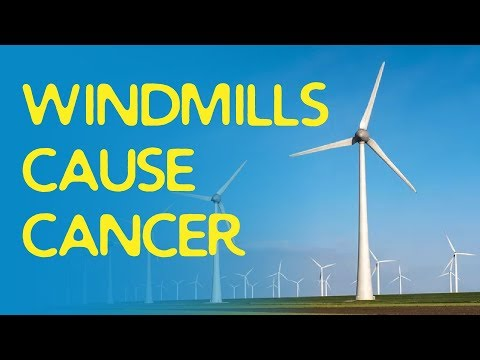 Windmills Cause Cancer Song mp3