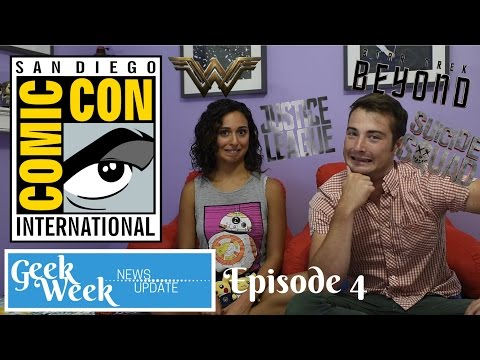 The BEST News and Trailers from San Diego Comic-Con 2016! (GWNU, Ep. 4)
