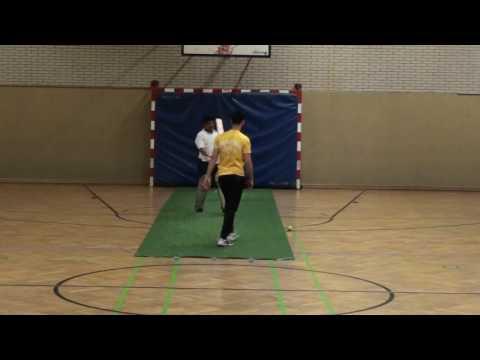 Frankfurt Cricket Club - Whites Winter Indoor Session - 09/12/16 - 4