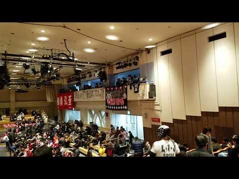 Inside Korakuen Hall At New Years Dash 2018