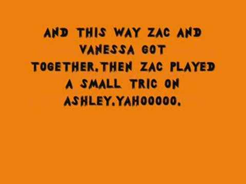 A Love Story - Zashley vs. Zanessa   part 6