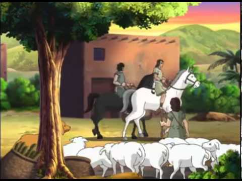 KING SAUL - Animated Christian movie