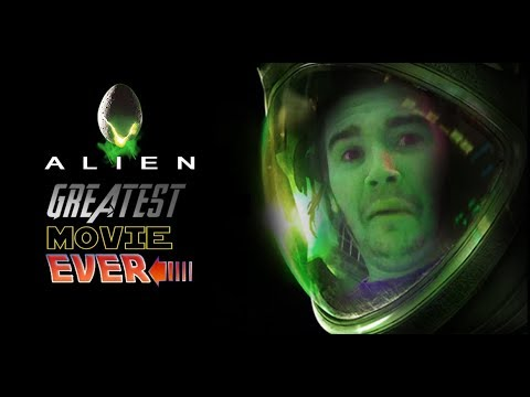 Alien Review | Greatest Movie Ever Podcast Episode #2 With Callum Cieciala