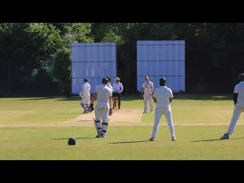 Another Thriller Cricket Match! Sanderstead 1st XI vs Worcester Park 1st XI