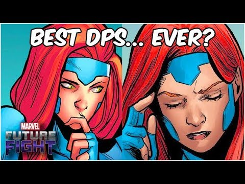 IS JEAN GREY THE ULTIMATE TIER 3 CHARACTER?!? - Marvel Future Fight