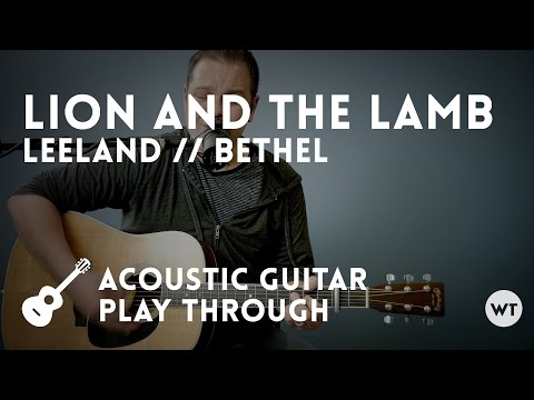 Lion And The Lamb chords by Brenton Brown - Worship Chords