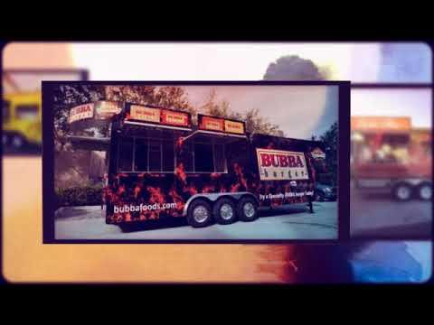 Showcasing Food Trucks & Trailers Graphics