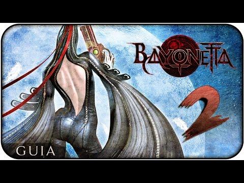 Bayonetta || Walkthrough || Parte 2 || Enzo, el moroso
