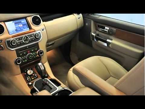 2010 Land Rover LR4 - The Autobarn City Volkswagen of Chicago - Chicago, IL 60641