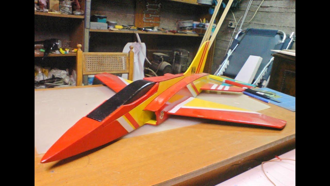 Rc Super Bandit Rc Flugzeug Selber Bauen Youtube