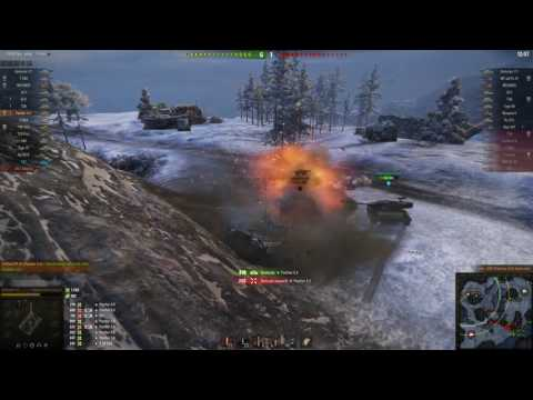 43 - World of Tanks, despacito y con buena letra