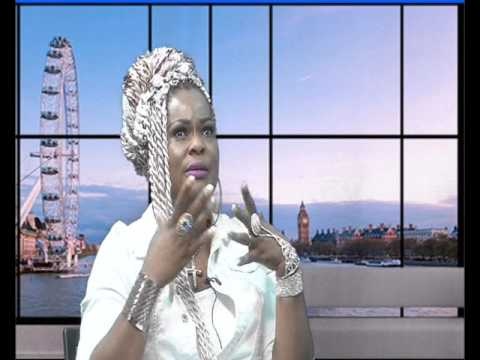 Lady Sheila Interview With Ben Television