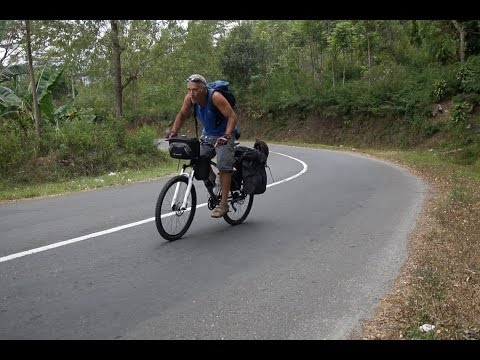 Flores (Indonesia), Bike Tour 2015 (english subtitled)