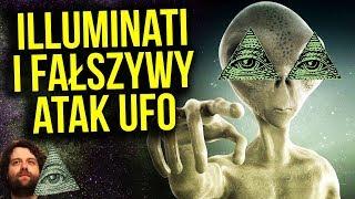 Fałszywy Atak Obcych na Ziemię jako Plan Illuminati na Wprowadzenie NWO - Plociuch Spiskowe Teorie