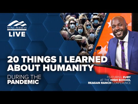 20 things I learned about humanity during the pandemic | Zuby LIVE
