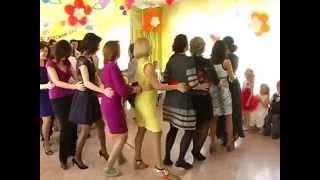 танец родителей на выпускном в детском саду