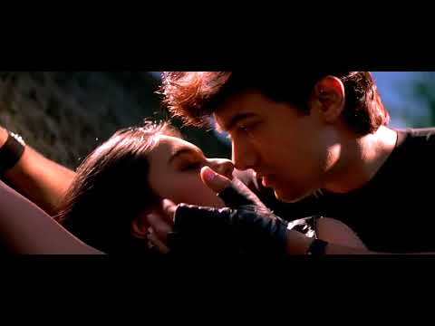 rani mukerji  hot/romantic  song with aamir khan रानी मुखर्जी world's best romantic/lovely song
