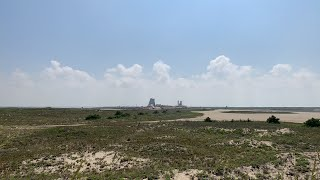 Live Starhopper Testing at SpaceX Boca Chica Launch Pad