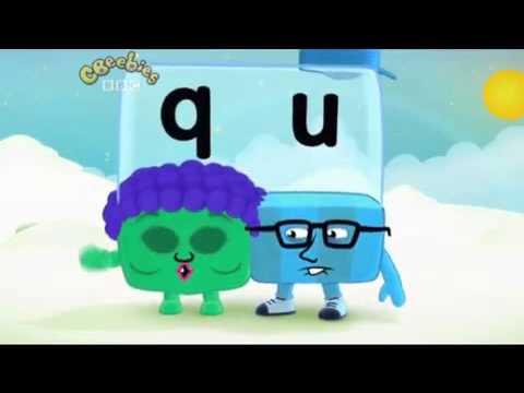 Alphablocks   Episode 1 Learning the alphabet