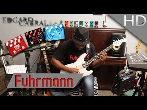 Dual Gain e Modulation Delay 2 Fuhrmann - Mais cor para a sua música. Por Edgard Cabral