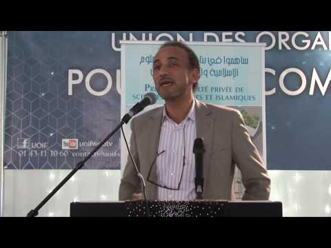 "Tariq Ramadan : ""Être occidental et musulman"""