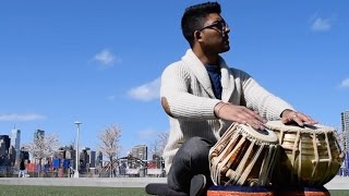 Down On Me - Jeremiah ft. 50 Cent (Tabla Cover)