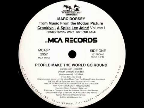 Marc Dorsey - People Make The World Go Round