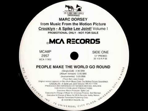 Marc Dorsey - People Make The World Go Round