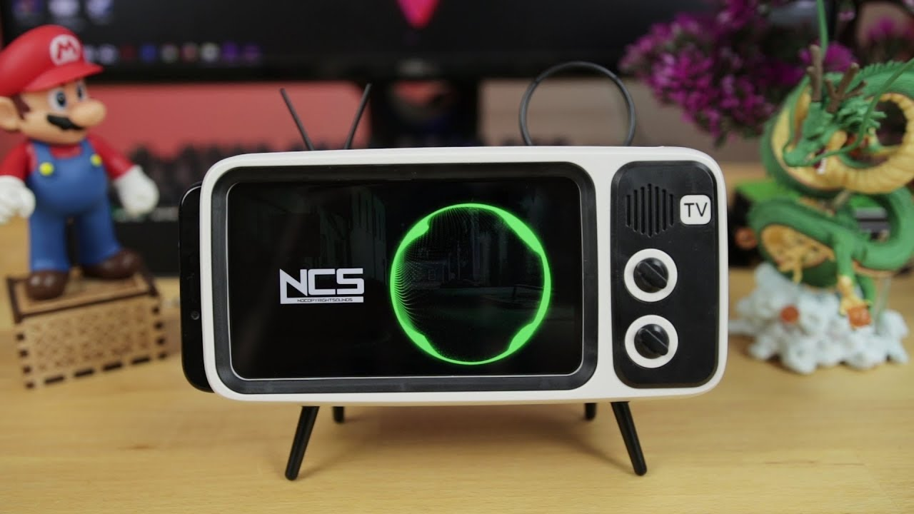 Retro Tv Bluetooth Speaker Review Sound Test Greek Youtube