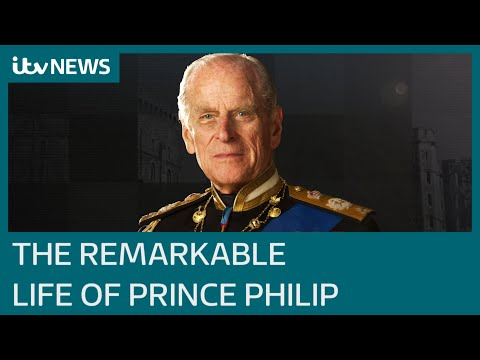 Remarkable life of Prince Philip: the longest-serving royal consort in British history | ITV News