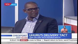 Nzioka Waita on Uhuru's delivery tact (Part 1)