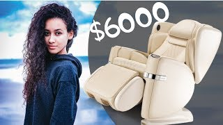 """She said """"YES!"""" to a $6000 Massage Chair [AMWF] Video"""