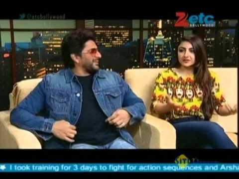 Arshad Warsi & Soha Ali Khan With Komal Nahta