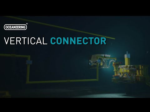 Oceaneering Vertical Connector | Oceaneering