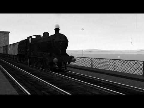 Steam Engine ASMR in Train Simulator 2021 |