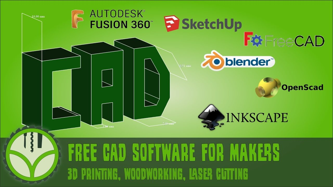 Free Cad Software For Makers Way Of Wood