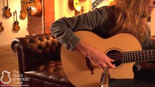 Lowden Pierre Bensusan Signature Acoustic Guitar Played By Mike Dawes