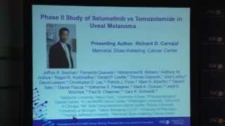Richard D. Carvajal, Memorial Sloan-Kettering Cancer Center, New York, NY
