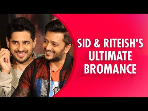 Truth Or Dare With Sidharth Malhotra & Riteish Deshmukh | Marjaavaan Mp3