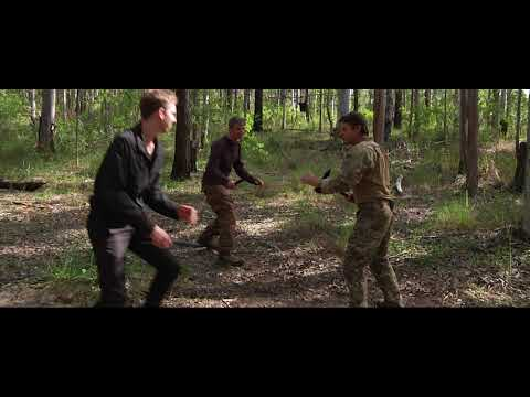 Special Forces Tomahawk Fighting Promo