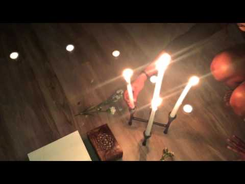 How to Perform a Basic Wiccan Ritual