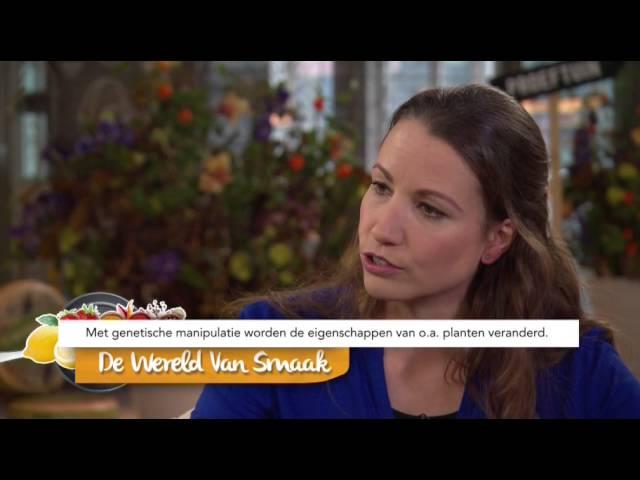 De Wereld van Smaak - Aflevering 8 - Alles Over Eten - Chantal Engelen - Kromkommer
